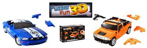 3D puzzle