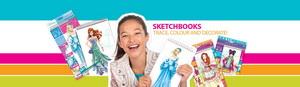 Skicirke - Sketchbooks