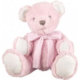 Ropotuljica medvedek ROZA 17 cm