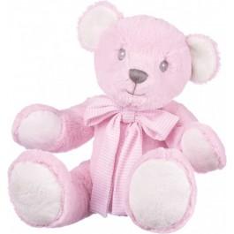 Baby  Hug-a-Boo medvedek ROZA 43 cm