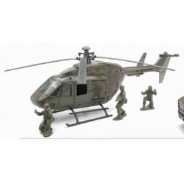 VOJAŠKI SET helikopter