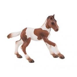 Bullyland PAINT HORSE žrebiček, 9,5 cm