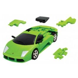 3D Puzzle LAMBORGHINI MURCIELAGO zelen 1:32