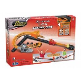 Izstrelitvena steza U ovinek -  Lexus LFA
