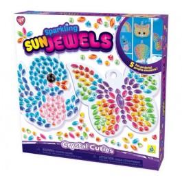 Orb/Sparkling Sun Jewels Crytal Cuties