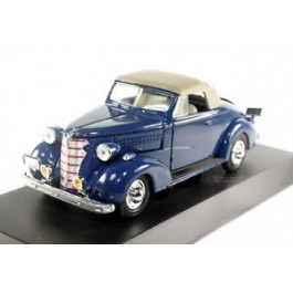 Oldtimer CHEVROLET MASTER kabriolet 1938, 1:32