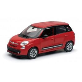 Fiat 500L rdeč