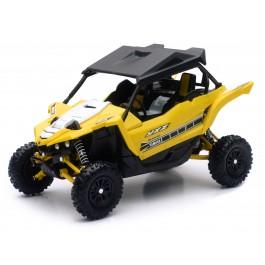 ATV Yamaha YXZ1000R 2016 Yellow