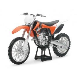 Dirt bike motor KTM 350 SX-F 2011, 1:12