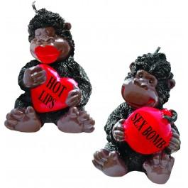 Gorila - svečke