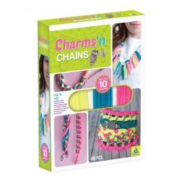 Zapestnice z amuleti - Charms n Chains