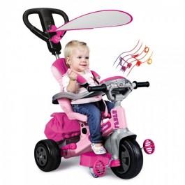 Tricikel  BABY TWIST GIRL - FEBER