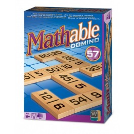 MATHABLE domino matematika