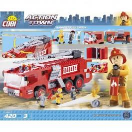 Kocke Cobi  gasilski kamion