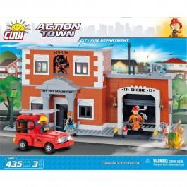 Kocke Cobi gasilska postaja