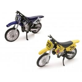 YAMAHA & SUZUKI MOTOCROSS