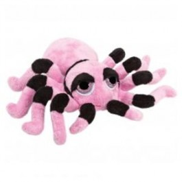 Plišasti pajek TARANTELA, roza 22 cm