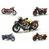 INDIAN OLDTIMER MOTORJI 1:32