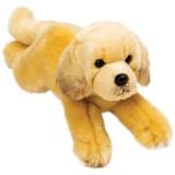 Rumeni labradorec  plišasti pes, 30 cm