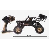 R/C  METAL CRAWLER 4WD z lučmi, na daljinsko vodenje (M1:14) baterije priložene 2,4GHz