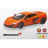 R/C McLaren MP 675 v merilu 1:14 na daljinsko vodenje 2,4GHz