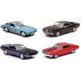 Ameriški avtomobili  MUSCLE cars 1:32