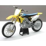 DIRT BIKE Suzuki RM-Z450 1:12