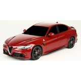 R/C Alfa Romeo Giulia Quadrifoglio daljinsko vodeni model na baterije M1:24