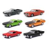 Ameriški avtomobili MUSCLE CARS, 1:25
