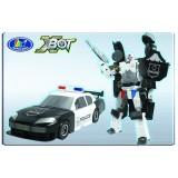 Transformer ROADBOT X-BOT policijski avto