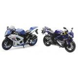 MOTORJI YAMAHA YZF-R1 in SUZUKI GSX R1000