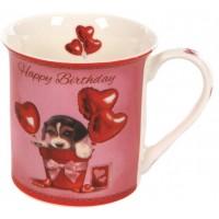 "Šalica Beagle ""Happy Birthday"""