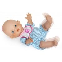 Dojenček SWEET LOVE brca z nogami in se oglaša