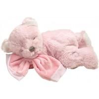 Baby glasbeni medvedek ROZA