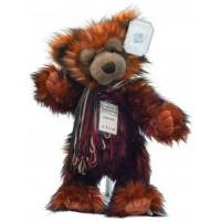 FREDDIE medvedek Silver Tag ® Bears