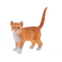 Bullyland Ameriška kratkodlaka mačka, 5,5 cm