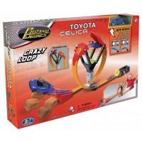 Izstrelitvena steza - Crazy Loop - Toyota celica