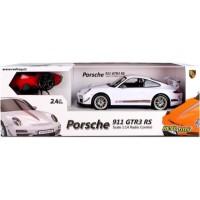R/C PORSCHE 911 GT3 v merilu 1:14 na daljinsko vodenje 2,4GHz