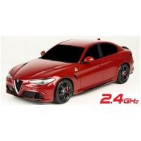 Alfa Romeo Giulia Quadrifoglio model na daljinsko vodenje  (M1:14) baterije priložene 2,4GHz