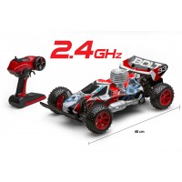 R/C BUGGY BOLT (RTR) 2.4GHz na daljinsko vodenje M1:10 (baterije in USB polnilec priložene)