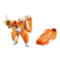 NOGOMETNA OBUTEV transformer oranžna, 15cm
