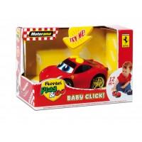 FERRARI 458 ITALIA na baterije - Baby Click Zvok in vožnja naprej
