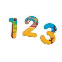 Magneti številke