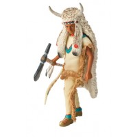 Bullyland INDIJANEC SHAMAN, 9,5 cm