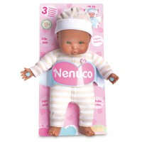 Dojenček NENUCO 3 funkcije