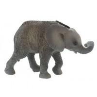 Bullyland AFRIŠKI SLON mladiček, 9,5 cm