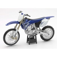 DIRT BIKE Yamaha YZ450F 1:12  - Poškodovana embalaža!!!
