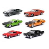 ameriški muscle avtomobili