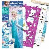 Skicirka Frozen, Elsa