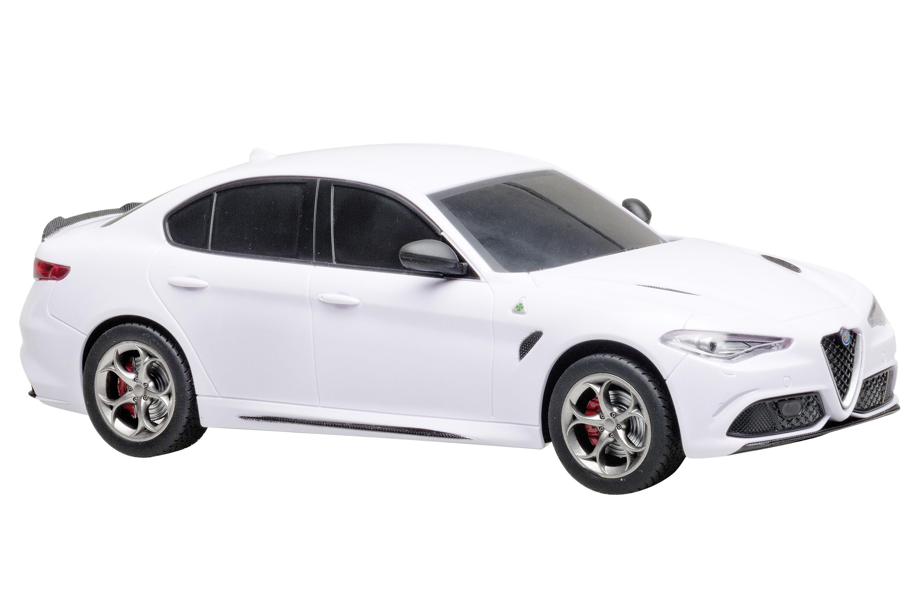 Daljinsko vodeni model na baterije R C na baterije Alfa Romeo